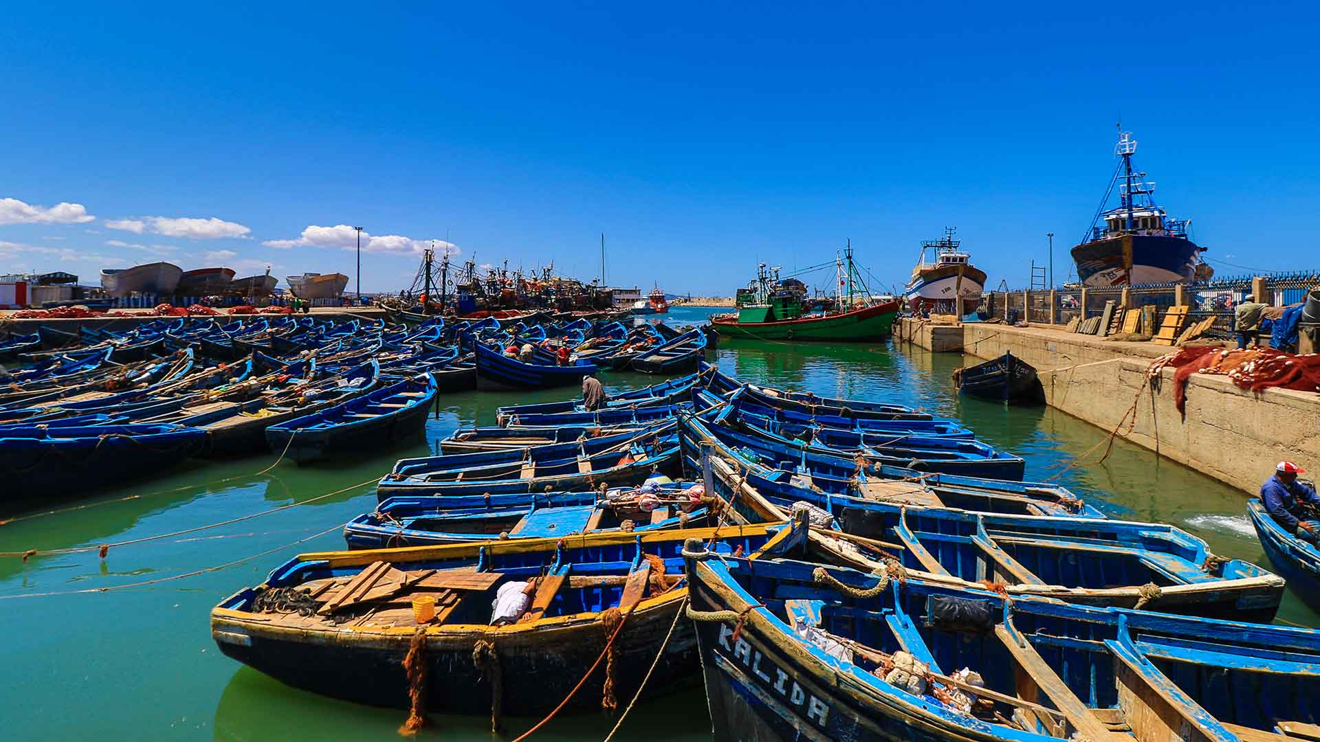 Essaouira Harbour