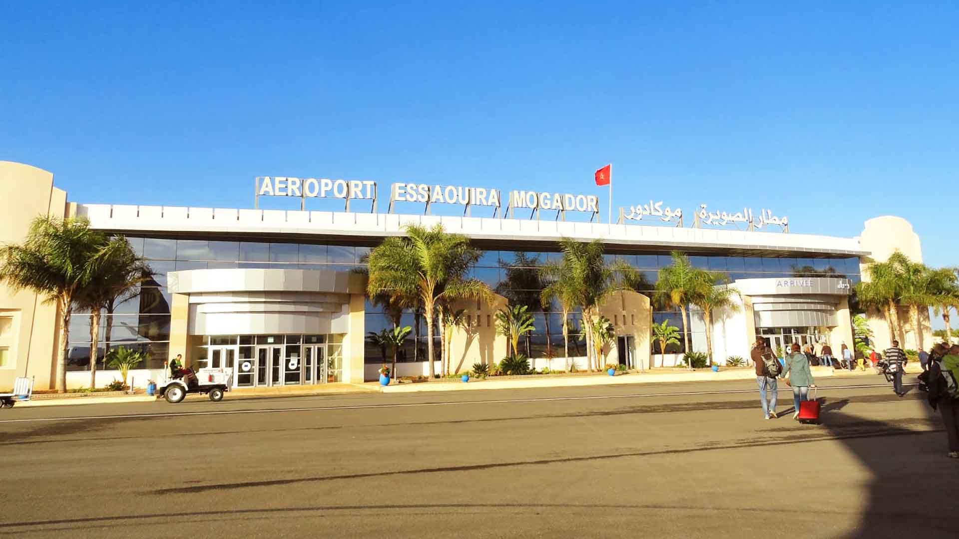 Aéroport d'Essaouira