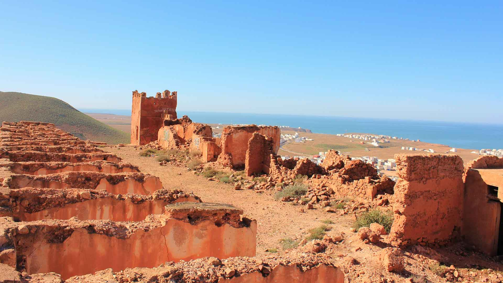 Moroccan South